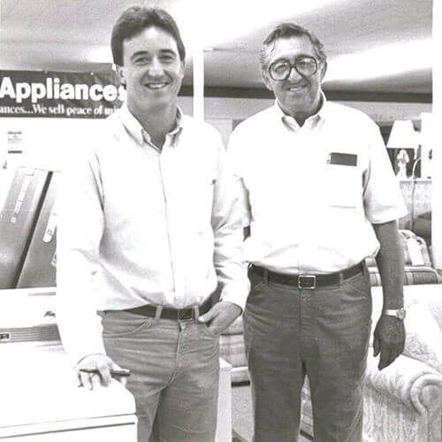 Harres Home Furnishings and Appliances History